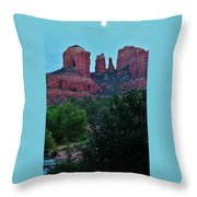 Cathedral Rock Rrc 081913 Ab Throw Pillow