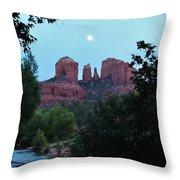 Cathedral Rock Rrc 081913 Ac Throw Pillow