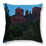 Cathedral Rock Rrc 081913 Ad Throw Pillow