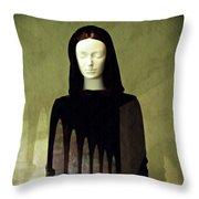 Catholic Imagination Fashion Show 3    Throw Pillow