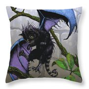 Catragon Throw Pillow