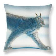 Caught In The Open IIl Throw Pillow