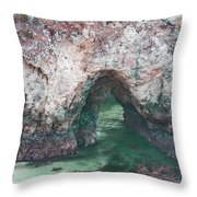 Cave Of Wonders Throw Pillow