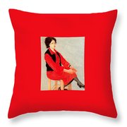 Cawpq3cp Avigdor Arikha Throw Pillow