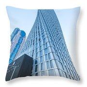 Cayan Tower Throw Pillow