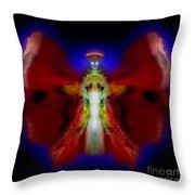 Cayenne Lightningdance Throw Pillow
