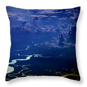 Cb3.91 Throw Pillow