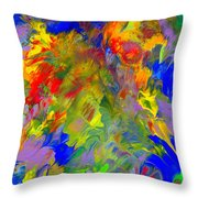 Cc093 Throw Pillow