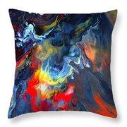 Cc191 Throw Pillow