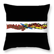 Cchlpa Banner Throw Pillow