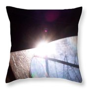 CD Throw Pillow