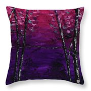 Cease Striving And Know Throw Pillow