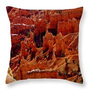 Cedar Breaks 3 Throw Pillow