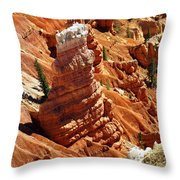 Cedar Breaks 4 Throw Pillow