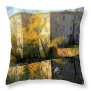 Cedarburg Creek Charm Throw Pillow