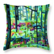 Celdaon Morning Throw Pillow