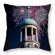 Celebrate Bethlehem Throw Pillow