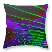 Celebration 2 Throw Pillow