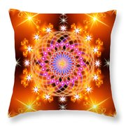 Celebration Of Life Throw Pillow