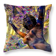 Celebration Spirit Throw Pillow