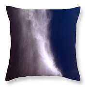 Celestial Falls Throw Pillow
