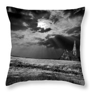 Celestial Lighting Throw Pillow