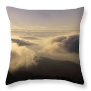 Celestial Wanderers Throw Pillow