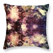 Celestial Xvii Throw Pillow