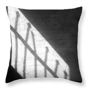Cellbar Shadows Throw Pillow