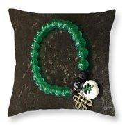 Celtic Healing Throw Pillow
