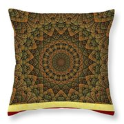 Celtic Hills Throw Pillow