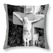 Cemetery 2 Throw Pillow