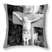 Cemetery 2 Throw Pillow