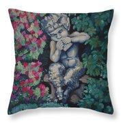 Centauro Throw Pillow