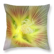 Center Sensation Throw Pillow