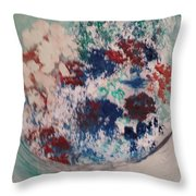 Centerpiece Throw Pillow by Gregory Dallum