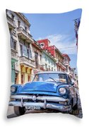 Centro Habana - Vertical Throw Pillow