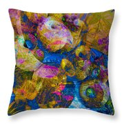Ceramic Tapestry Throw Pillow