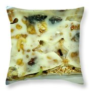 Cereal Bar Contaminated With Insect Throw Pillow