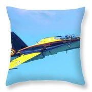 Cf-18 Hornet Throw Pillow