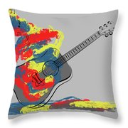 Cfm13252 Throw Pillow