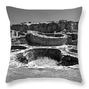 Chaco Four Throw Pillow