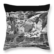 Chaco Nine Throw Pillow