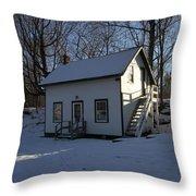 Chaffeys Locks Throw Pillow