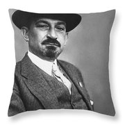 Chaim Weizmann  Throw Pillow