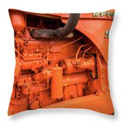 Champion 9g Tractor 03 Throw Pillow