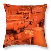 Champion 9g Tractor 04 Throw Pillow
