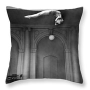 Champion Helen Crlenkovich Throw Pillow