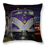 Champion - Spencer North Carolina Throw Pillow