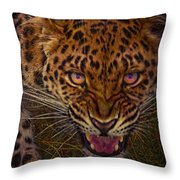 Chance Encounter Throw Pillow